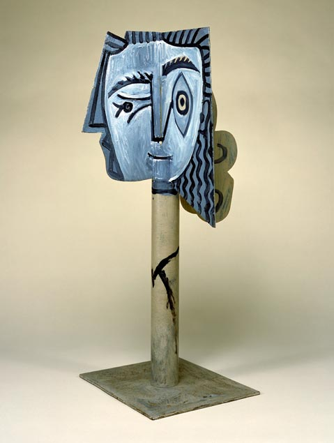 Pablo Picasso Head of a Woman - by Catherine Craft ...