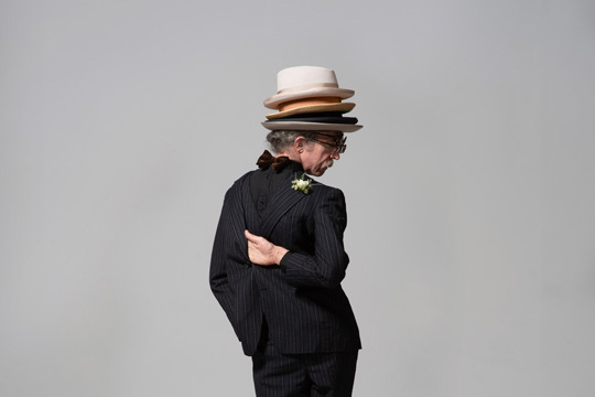 Portrait of Martin Creed