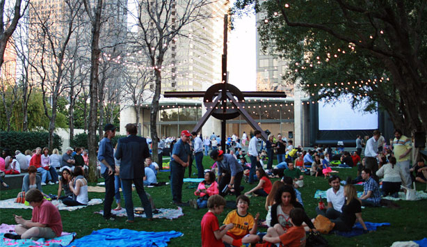 'til Midnight at the Nasher will screen Three Amigos, Life of Pi and Moonrise Kingdom.