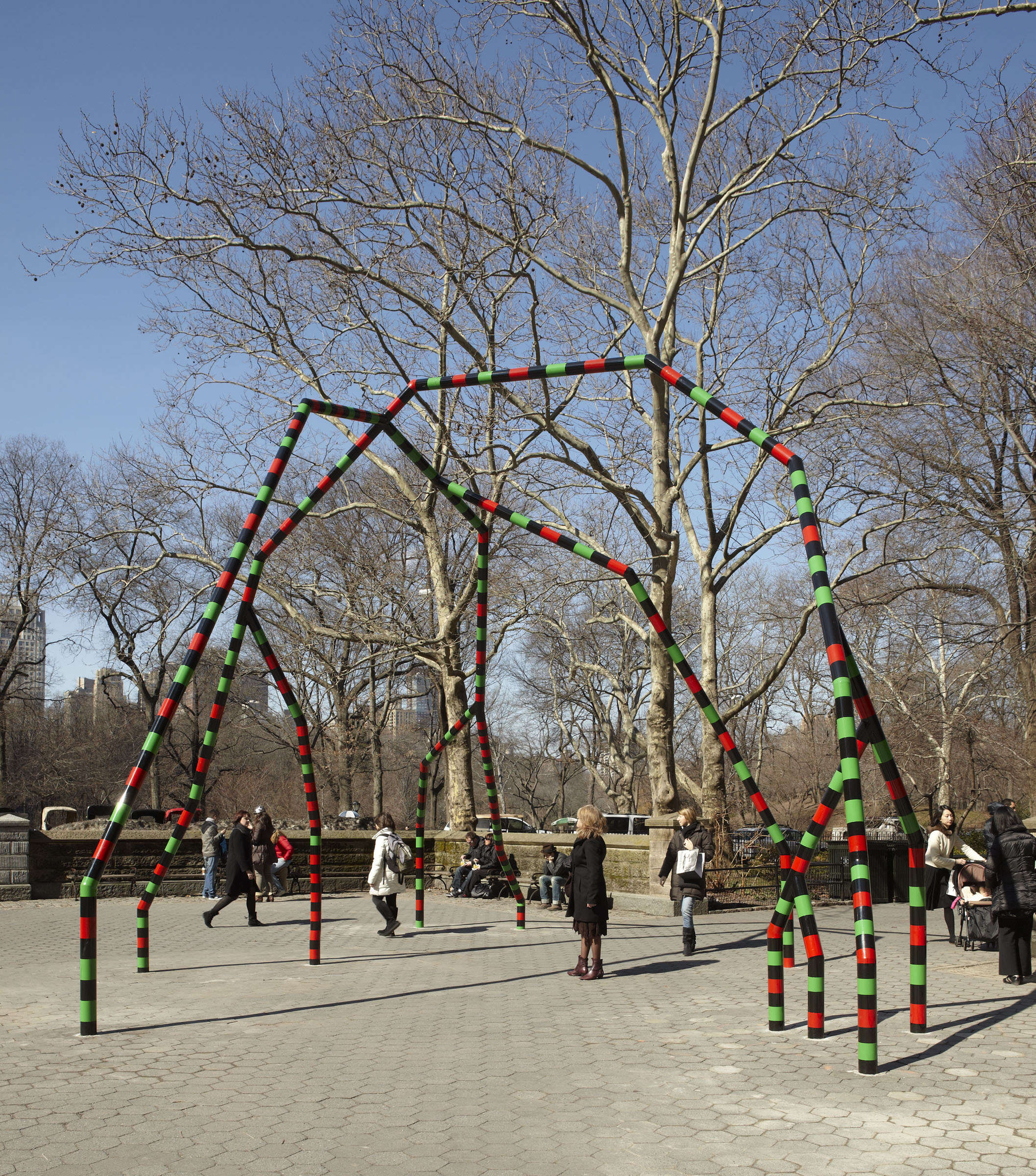 London-based Eva Rothschild will be part of the Nasher's Sightings series