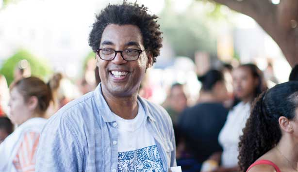 Rick Lowe named the Nasher's first artist-in-residence.