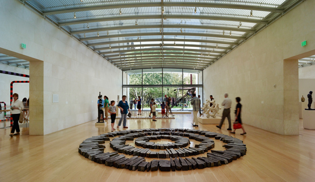 Gallery I, Nasher Sculpture Center